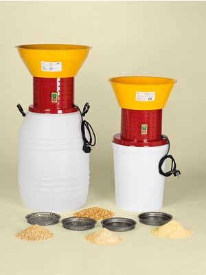 SP120 ELECTRIC GRAIN MILL